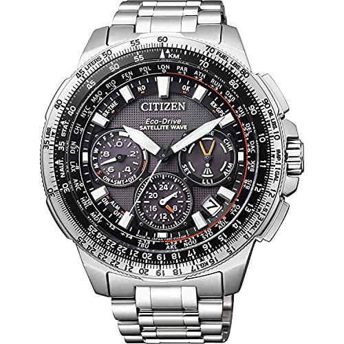 Citizen Promaster Sky–Satellite Wave–Reloj de Pulsera Cronógrafo Cuarzo Titan cc9020–54E