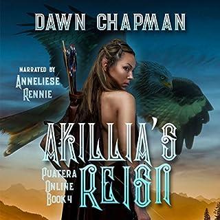 Page de couverture de Akillia's Reign