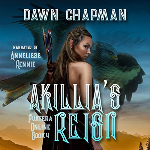 Akillia's Reign audiobook cover art