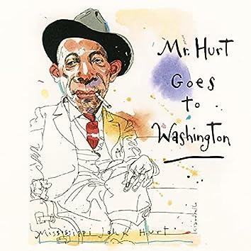 Mr. Hurt Goes to Washington