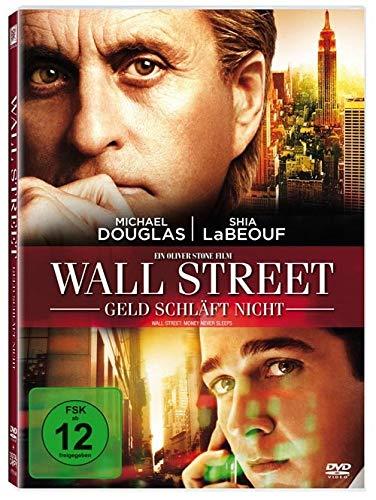 Wall Street - Geld schläft nicht [DVD] Oliver Stone, Michael Douglas