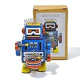 FANMEX - Fantastik - Robot Trommel - Nostalgie Blechroboter