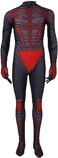 Leaffly Birth by Sleep Ventus-Vanitas Cosplay Zentai Bodysuit Jumpsuit Costume