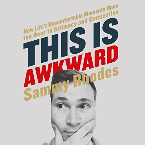 This Is Awkward audiobook cover art