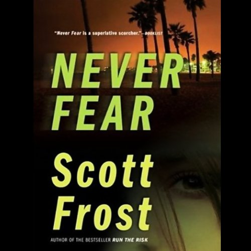 Never Fear audiobook cover art