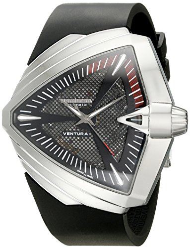 [ハミルトン] 腕時計 Ventura(ベンチュラ) XXL auto steel H24655331 正規輸入品 ブラック