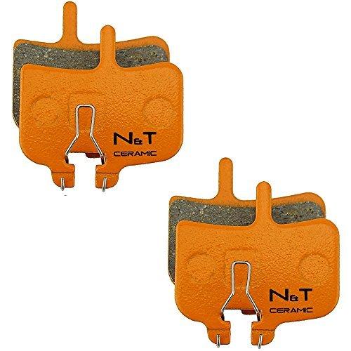 2 x Noah and Theo nt-bp007/CR Keramik Scheibenbremsen Beläge für Hayes MX-1 HFX-9 HFX-Mag