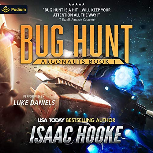 Bug Hunt Audiobook By Isaac Hooke cover art