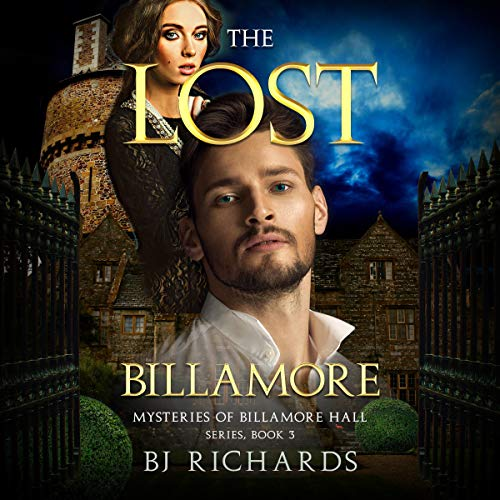 The Lost Billamore audiobook cover art