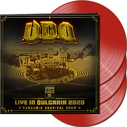 Live In Bulgaria 2020 (Vinyl Red Limited Edt.)