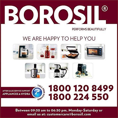 Borosil - Stainless Steel Hydra Trek - Vacuum Insulated Flask Water Bottle, 500 ML, Green