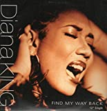 FIND MY WAY BACK 歌詞