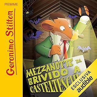 Mezzanotte da brivido a Castelteschio                   Autor:                                                                                                                                 Geronimo Stilton                               Sprecher:                                                                                                                                 Geronimo Stilton                      Spieldauer: 51 Min.     Noch nicht bewertet     Gesamt 0,0