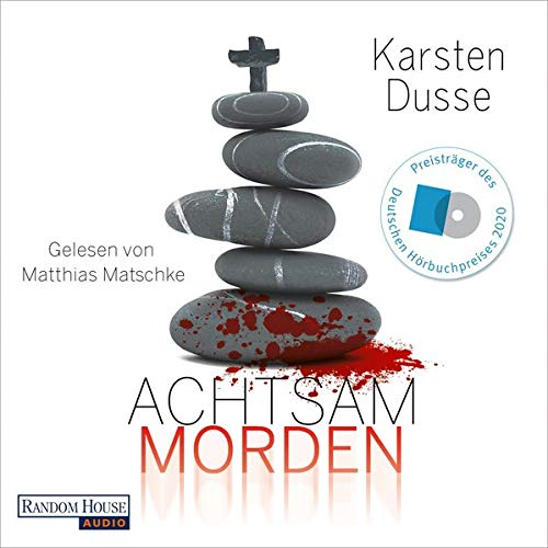 Achtsam morden  By  cover art