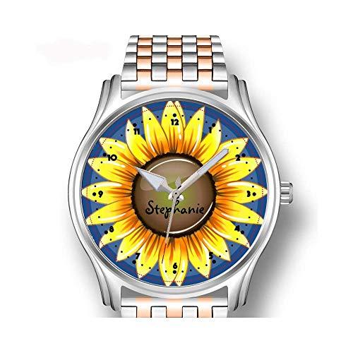 Herenhorloges roségoud roestvrij staal sport business horloge mannelijk horloge zonnebril emoji polshorloges