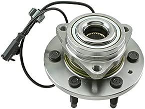 WJB WA515096HD Heavy Duty Version Front Wheel Hub Assembly Wheel Bearing Module Cross Timken SP500301 Moog 515096 SKF BR930661, 1 Pack