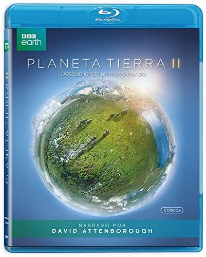 Planeta tierra II Blu-ray