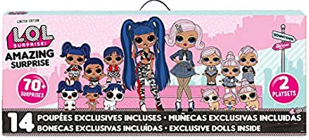 Save on select fashion doll toys on sale for a limited time only. Valid while supplies last and when shipped & sold by...