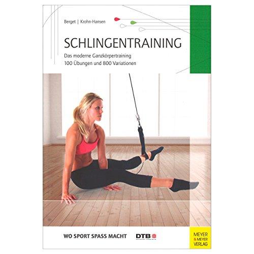 """Buch \""""\""""Schlingentraining\""""\"""" Lehrbuch Ganzkörpertraining Physiotherapie, 376 Seiten"""