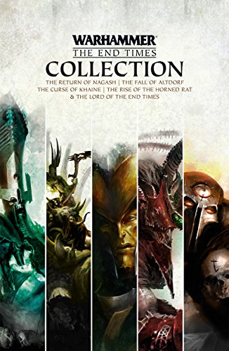 The End Times Collection (Warhammer Fantasy) (English Edition)