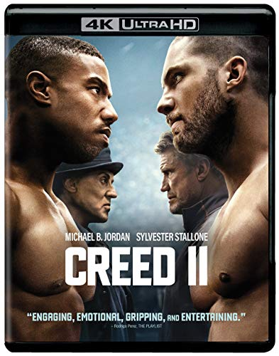 Creed II (2018) (UHD/BD [Blu-ray]