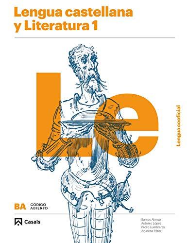 Lengua castellana y Literatura 1 BA Lengua cooficial (Código abierto)