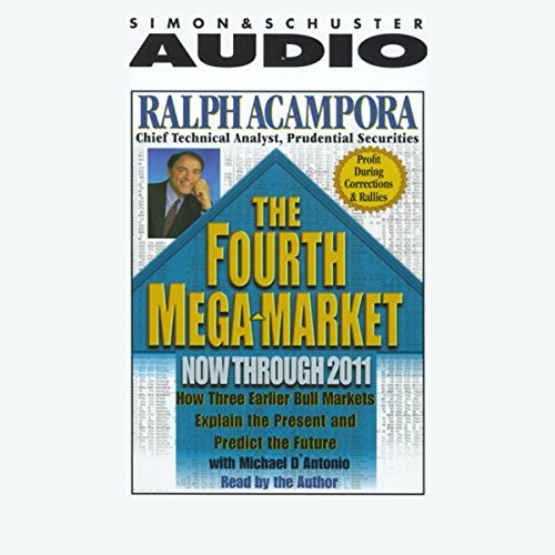 The Fourth Mega-Market audiobook cover art