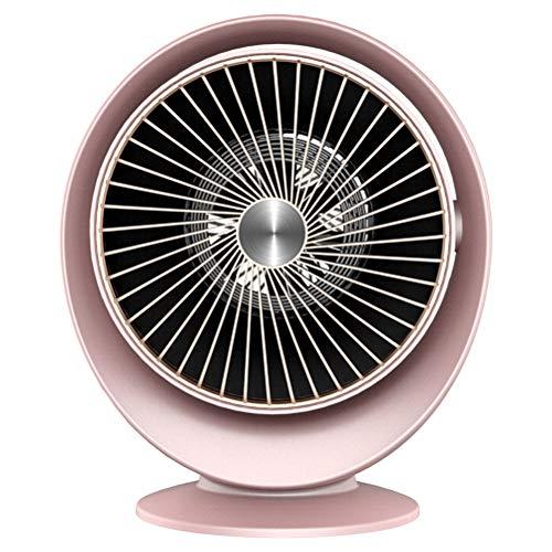 YYHXX Termoventilatore Elettrico, con Protenzione Anti-surriscaldamento Veloce E Silenziosa Termoventilatore Ceramico con Termostato Regolabile
