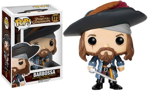 POP! Vinilo - Disney: Pirates: Barbossa