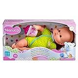 Famosa 700012087–My Little Nenuco Basic, poupée, 35cm, Multicolore, Taille Unique