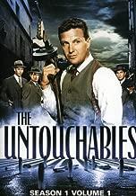 Best tv series the untouchables 1959 Reviews
