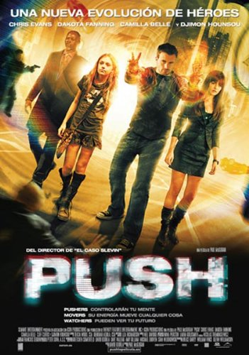 Push (Pushers, Movers, Watchers) [DVD]