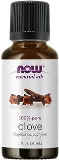 Now foods essential oils clove