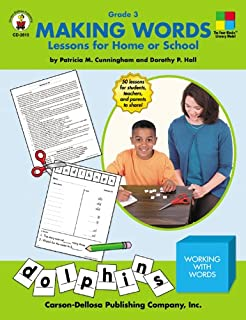 Making Words: Lessons for Home or School (Grade 3)