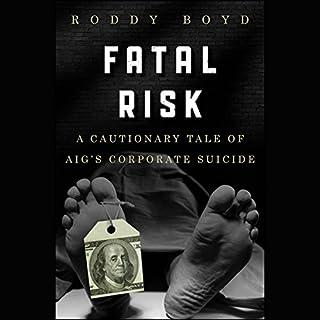 Fatal Risk  copertina