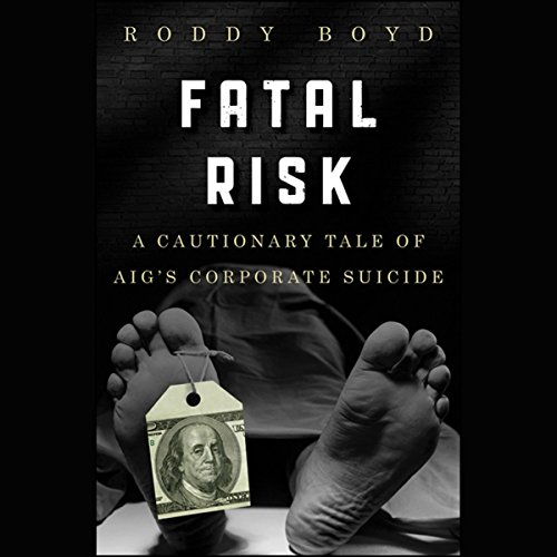 Fatal Risk  audiobook cover art