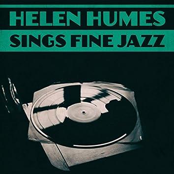 Sings Fine Jazz