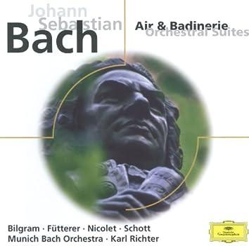 Bach, J.S.: Air & Badinerie - Orchestral Suites