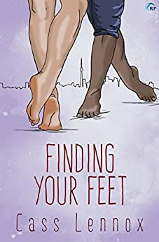 Finding Your Feet (Toronto Connections Book 2) by [Cass Lennox]