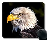 (genaue - kante - mousepad) Adler, Geier Raptor Gaming - Maus White verfolger Adler der Mac - oder der computer mouse pad.