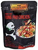 Lee Kum Kee Panda Brand Sauce for Kung Pao Chicken, 8 Ounces (Pack of 6), 0g Trans Fat, No Artificial Flavors, No High Fructose Corn Syrup, Cholesterol Free