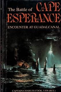 The Battle of Cape Esperance: Encounter at Guadalcanal