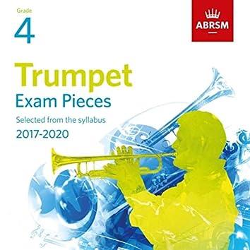 Trumpet Exam Pieces 2017, ABRSM Grade 4