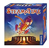 KOSMOS Steam Time - Juego de Tablero (Azul, Verde, Caja)