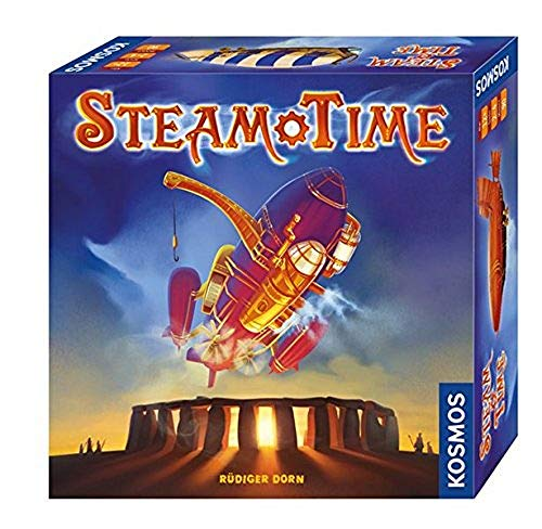 Kosmos 692476 - Steam Time, Strategiespiel