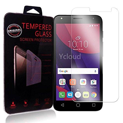 Ycloud Protector de Pantalla para Alcatel Pixi 4 (5.0 Pulgada) 3G 5010D...