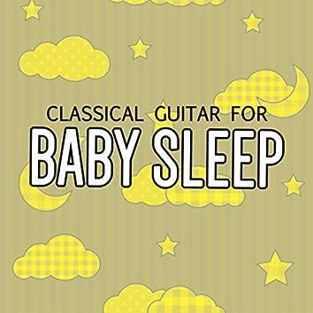 Classical Guitar for Baby Sleep