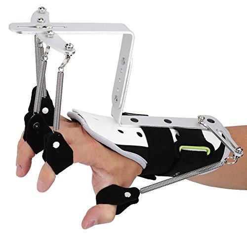 Finger Rehabilitation Brace Finger Separator Spinning Support Hand Wrist Orthotics Dispositivo de Entrenamiento para Pacientes con hemiplejia traumática