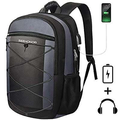 Laptop Backpack, SEEHONOR Travel Laptop Backpac...