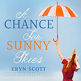 A Chance for Sunny Skies audiobook cover art